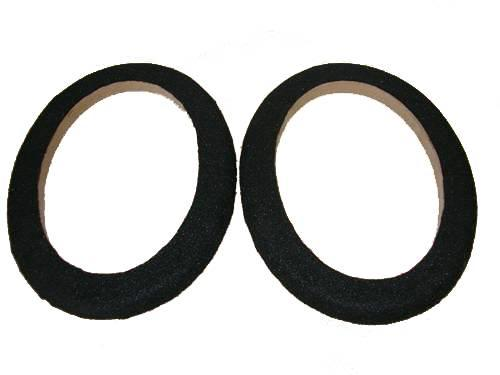 "Buy Boschmann 6x9"" 36mm MDF Speaker Spacers Pair in NZ New Zealand."