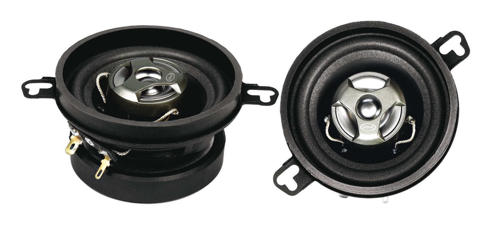 "Buy Boschmann 3.5"" / 87mm 200 Watt 2-Way Car Stereo Speakers Pair in NZ New Zealand."