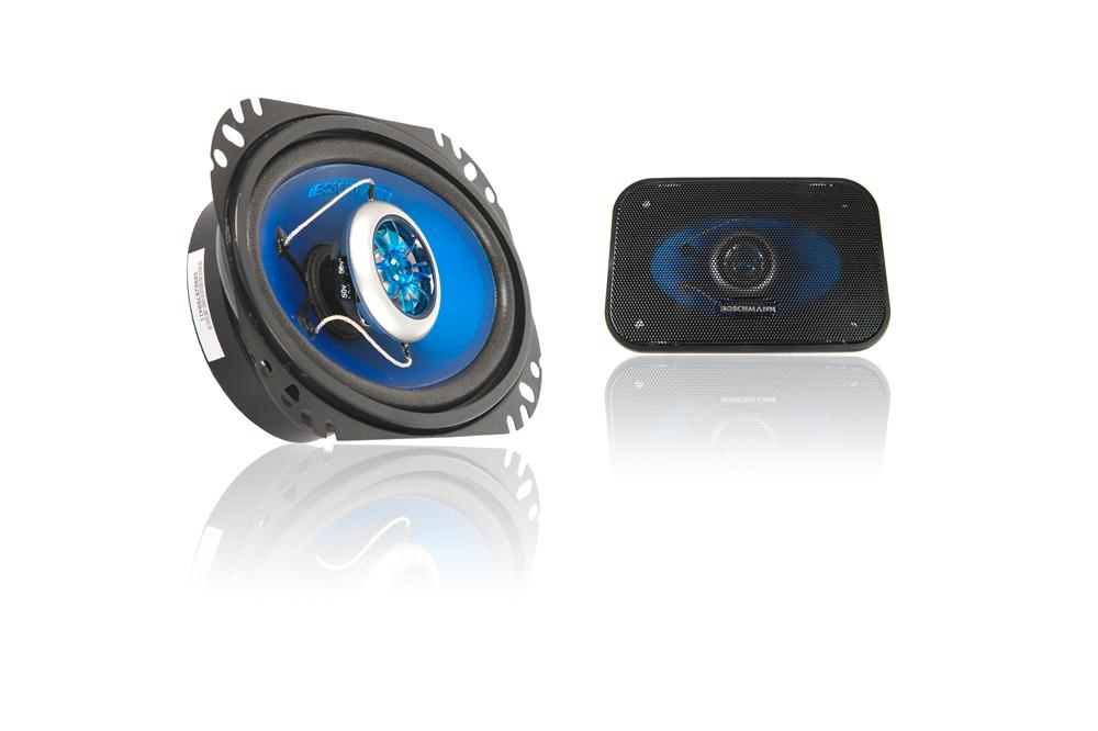 "Buy Boschmann 6x4"" 260 Watt 2-Way Car Audio Speakers Pair in NZ New Zealand."